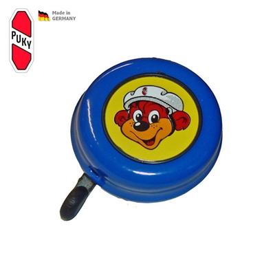 Zvoneček G16 pro tříkolky Puky modrý