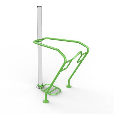 Raw stanice Impulse O-Zone