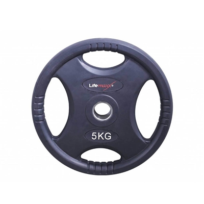 Lifemaxx kotouč pogumovaný RUBBER PREMIUM OL 5 kg