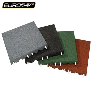 Podlaha EUROFLEX Impact Protection Soft System 80 mm
