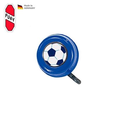 Zvoneček pro odrážedla a kola Puky, modrá