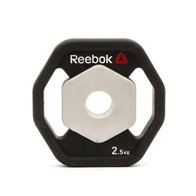 Kotouč Reebok Professional 2 x 2,5 kg