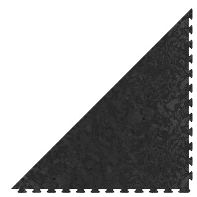 Rohový přechod k podlaze PAVIGYM Extreme 7 mm, Onyx Black