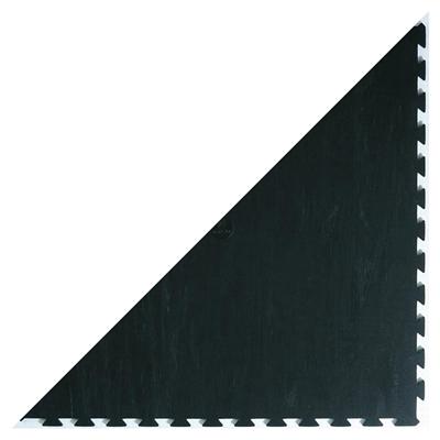 Rohový přechod PAVIGYM Performance z 5,5 mm na podklad, Black Marbel