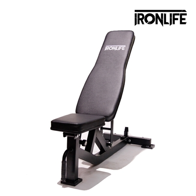 IRONLIFE Posilovací lavice Ajustable Bench