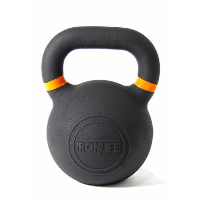 Kettlebell litina IRONLIFE 28 kg
