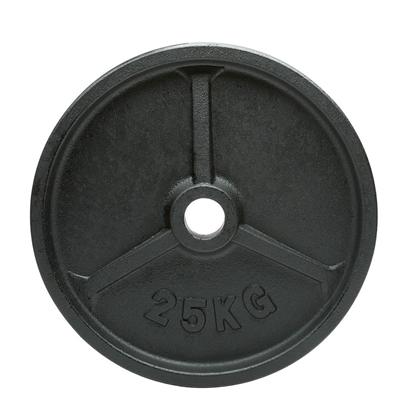 Litinový kotouč ATX LINE 25 kg, průměr 50 mm