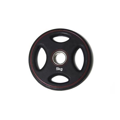 Pogumovaný kotouč IRONLIFE Premium rubber 5 kg OL