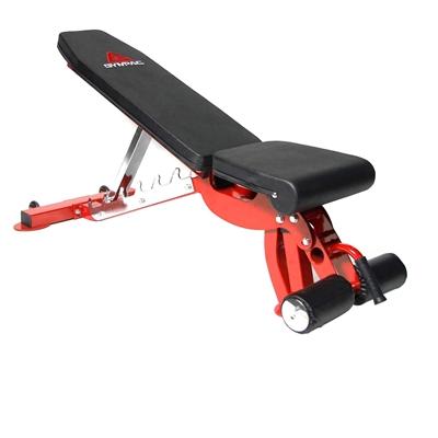 Posilovací lavice IRONLIFE; Adjustable Utility Bench