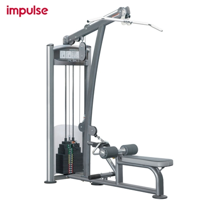 Posilovací stroj horní kladka IMPULSE Lat pulldown 125 kg