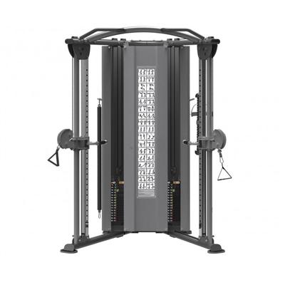 Posilovací stroj IMPULSE Dual adjustable pulley