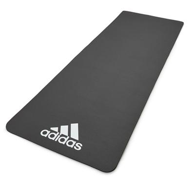 Sportovní podložka ADIDAS Fitness Mat 7mm - Grey