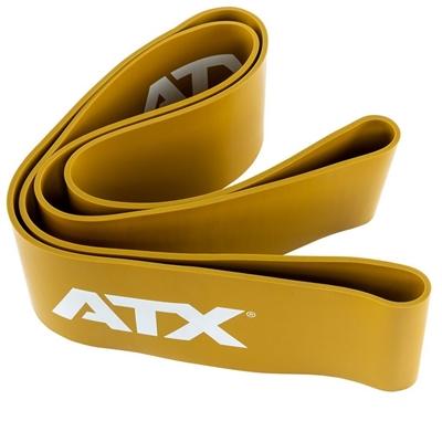 Odporová guma ATX POWER BAND zlatá 100 mm