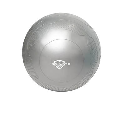 Gymnastický míč IRONLIFE 65 cm, SILVER