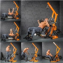 megatec triplex workout station3