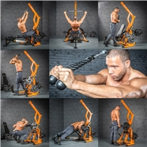 megatec triplex workout station4