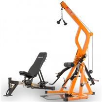 megatec triplex workout station6