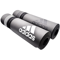 Adidas Fitness Mat podložka - bílé logo 4