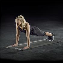 Adidas Fitness Mat podložka - černé logo 5