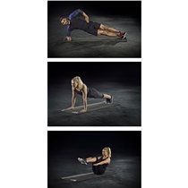 Adidas Fitness Mat podložka - černé logo 6