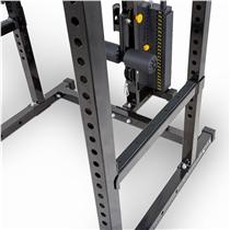 Posilovací klec MegaTec Power Rack se závažím 8