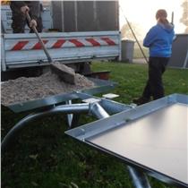 Zatížení pískem pro stůl na stolní tenis CORNILLEAU PRO Park