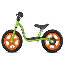 Odrážedlo s brzdou PUKY Learner Bike LR 1 BR zelená 5