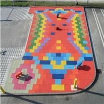 Podlaha EUROFLEX Multicolor 3