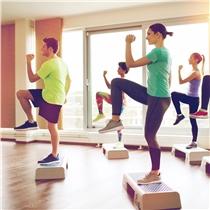 Stupínek aerobic