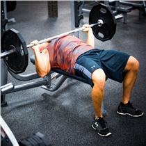 Bicepsová činka 3