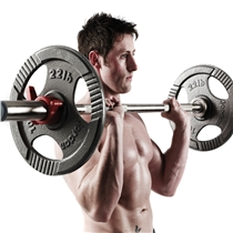 Bicepsová činka 1