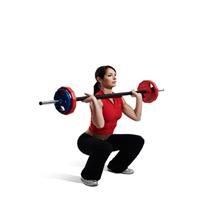 Bicepsová činka 6
