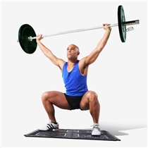 Bicepsová činka 2