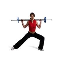 Bicepsová činka 5