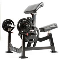 Posilovací lavice na biceps s oporou loktů 3