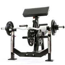 Posilovací lavice na biceps s oporou loktů 4