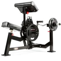 Posilovací lavice na biceps s oporou loktů 5