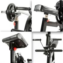 Posilovací lavice na biceps s oporou loktů 6