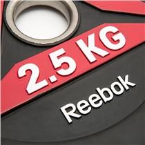 Kotouč REEBOK 2,5kg, otvor 50mm
