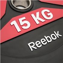 Kotouč REEBOK 15kg 1