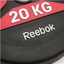 Kotouč REEBOK 20kg 2