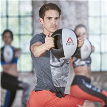 REEBOK, Double grip medicineball 1
