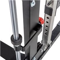 silová klec Smith Cable + cihličková závaží 9