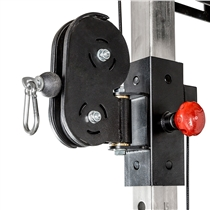 silová klec Smith Cable + cihličková závaží 11