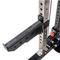 silová klec Smith Cable + cihličková závaží 12