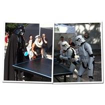 Cornilleau, Stůl na stolní tenis Star Wars, limited edition 3