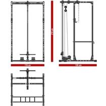 Power Rack PRX-520 s kladkou ATX LINE 7