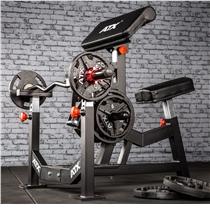 Duální lavička na biceps ATX, 50mm