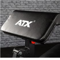 Duální lavička na biceps ATX, 50mm 3