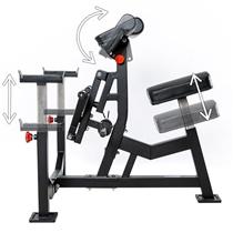 Duální lavička na biceps ATX, 50mm 4